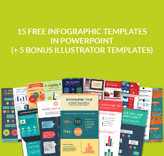 15-Free Infographic-Templates